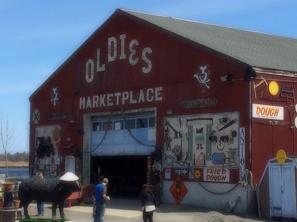 Oldie's, Newburyport MA