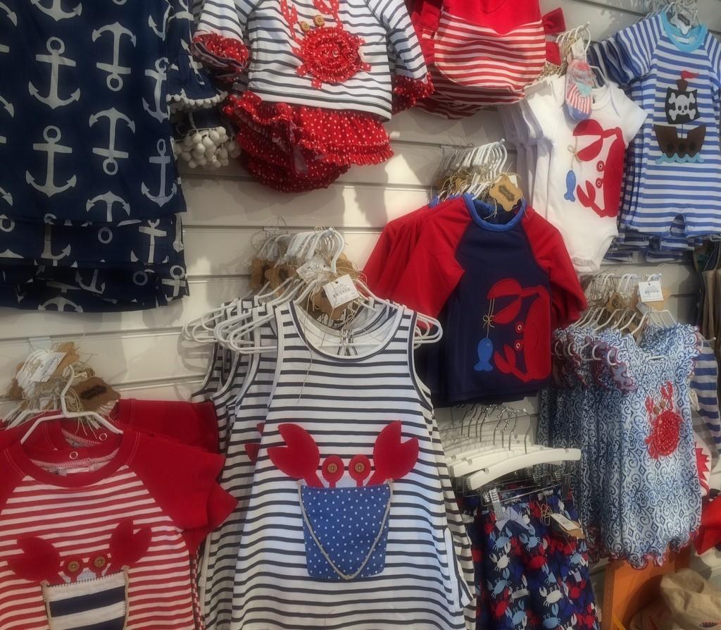 nautical clothes, Newburyport MA