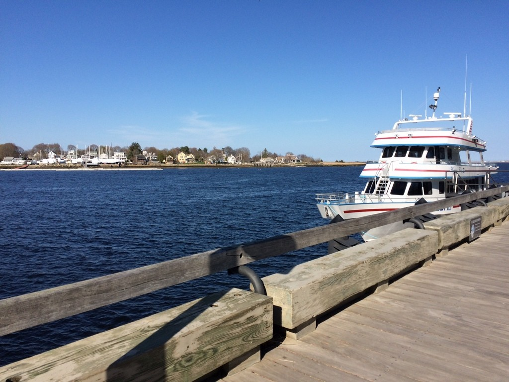 water view, Newburyport MA