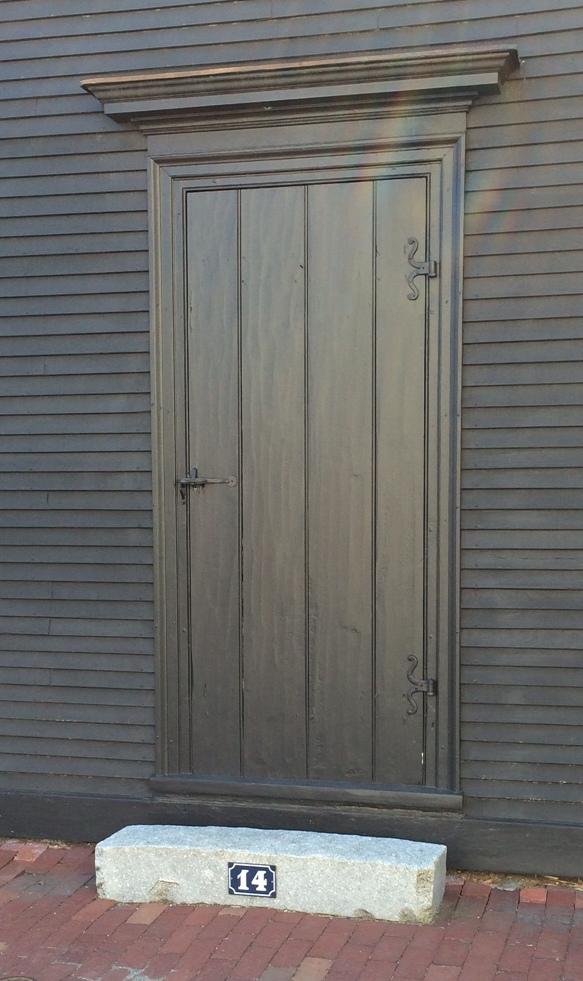 door, Newburyport MA