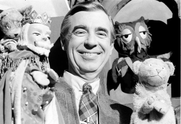 Mr. Rogers, King Friday, X the Owl
