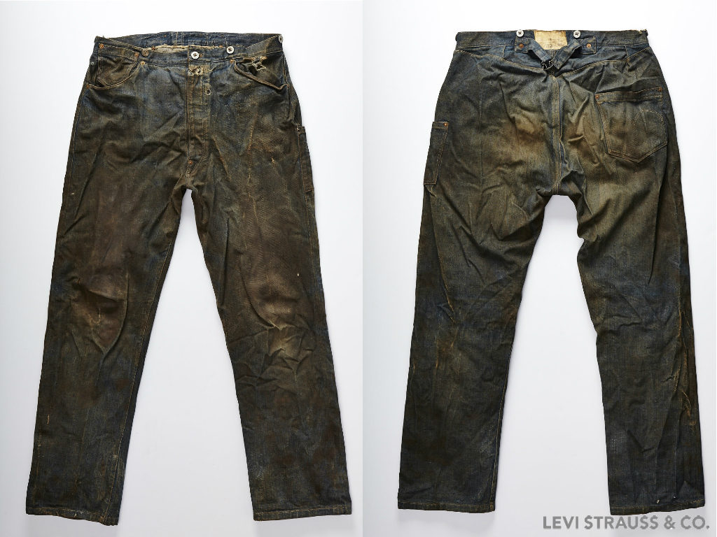 One of oldest existing Levi's