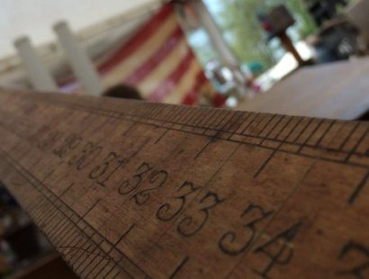 Brimfield, 50 inch ruler