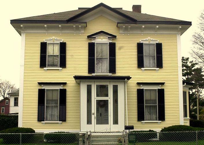 Ellen Swallow Richards House