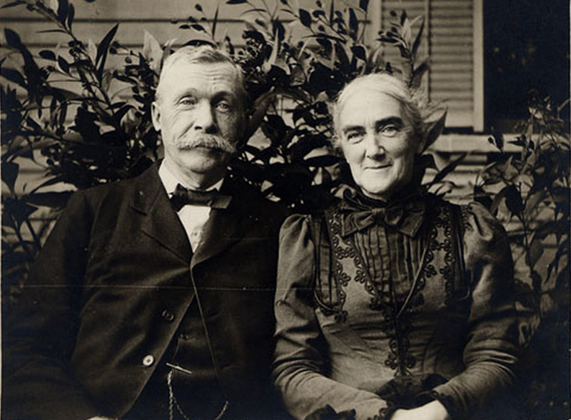 Ellen & Robert Richards