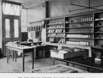 domestic science education