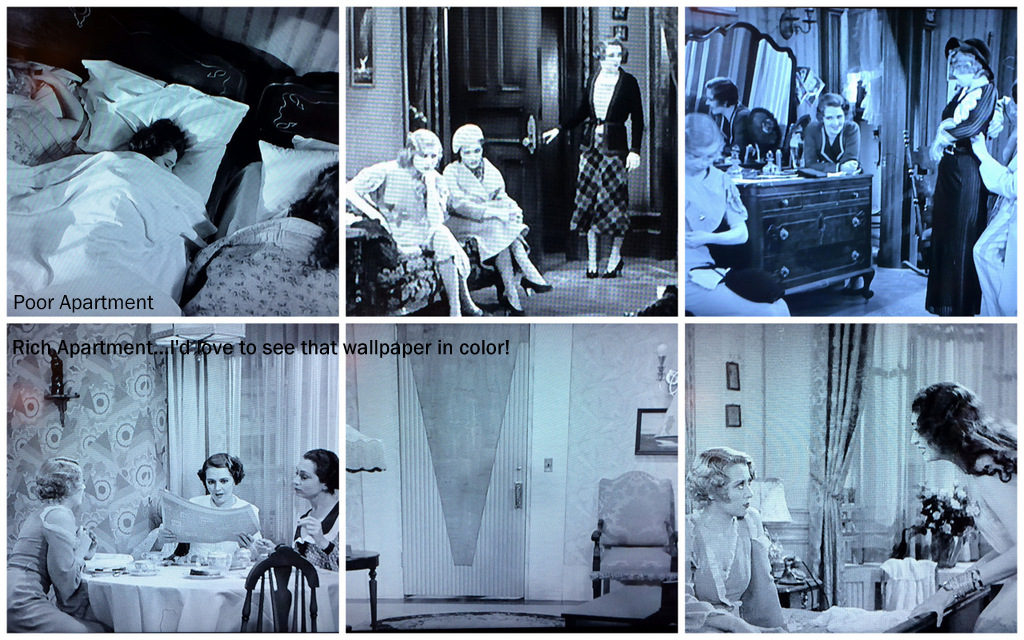 Gold Diggers of 1933 set decor