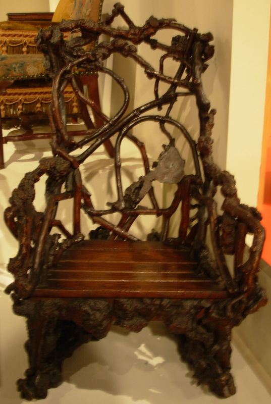 Rustic Rocker, Henry Ford Museum