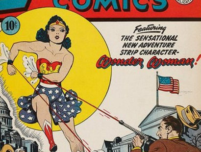 WONDER WOMAN: ORIGINAL GIRL POWER